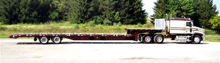 Step Deck Trailer >> Step Deck Trailers By A Nu Prospect